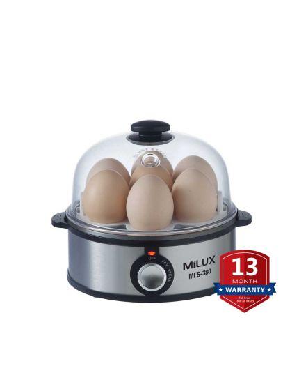 Egg Steamer (MES-380) + Bread Toaster (MBT-600)