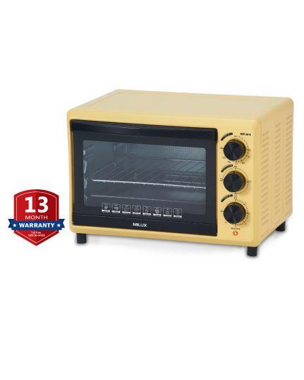 Electric Oven (MOT-0018) + Jug Kettle (MJK-8918)