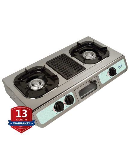 Gas Cooker with Grill (MSS-2501G)